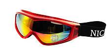 Очки спортивные для горнолыжного спорта NICE FACE