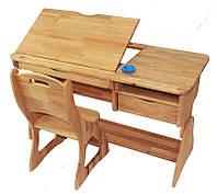 Комплект: парта+стул  р790   С-300