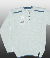 Теплый свитер для мальчика ,р.140-158 Турция
