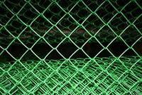 Сетка рабица c ПВХ покрытием 2,0*35*35мм/1,0м*10м зеленая BudmonsteR PRIME