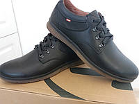 Туфли чёрные мужские