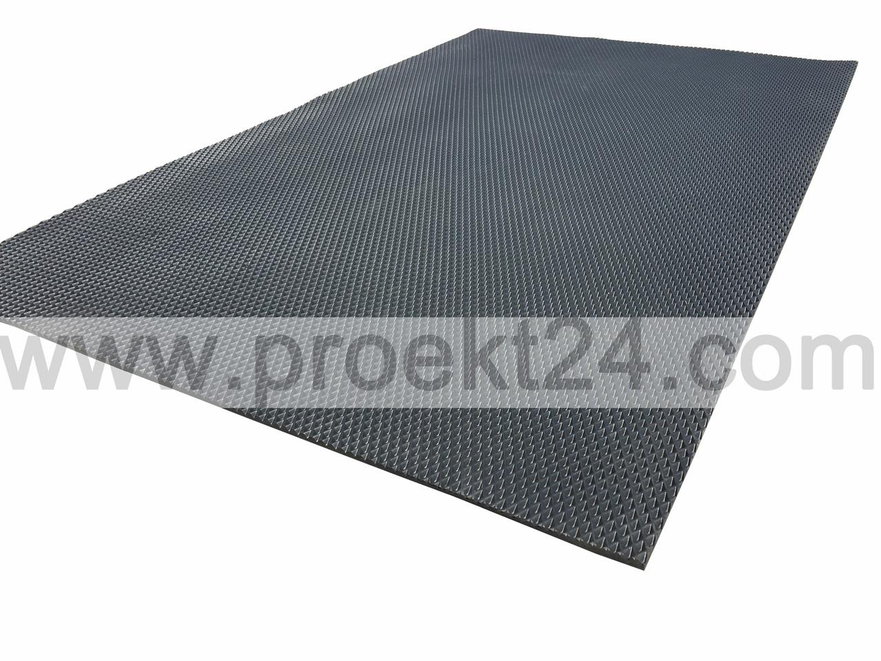 Материал ЭВА (EVA) 8мм с глубоким тиснением (автоковрик)