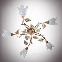 Потолочная люстра цветок NBL345