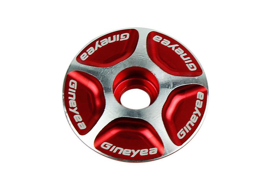 Крышка для рулевой Ginaya, красная