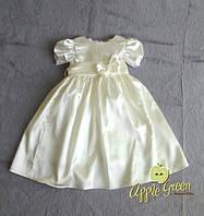 """Нарядное платье для крещения или на годик """"Либерти"""" , фото 1"""