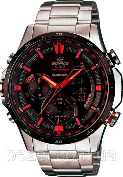 8fd1e7d3 Мужские часы Casio Edifice ERA-300DB-1A Касио японские кварцевые, ...