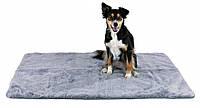 Термоковрик Trixie Thermo Blanket нескользящий серый, 75х70 см