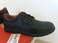 Польские кожаные туфли