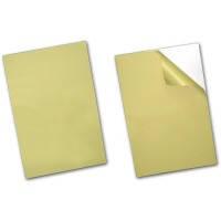 Фото книга  Self-adhesive PVC sheet, white, 0.3mm, 23x23