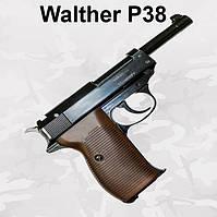 Пневматический пистолет Umarex Walther P38 Blowback
