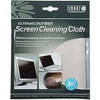Салфетка для экранов из микроволокна Smart Microfiber|Оригинальная продукция из Швеции