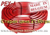 Труба для теплого водяного пола JENTRO (Бельгия): PEX-A/A-oxy, Ф16 х 2 мм