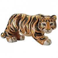 Фигурка De Rosa Rinconada Large Wildlife Тигр (лим.вып. 2000 шт) Dr447-42 оранжевый
