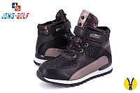 Демисезонная обувь оптом. Ботиночки для девочек оптом от производителя Jong Golf C8151-0 (8 пар,32-37)