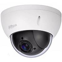 Поворотная PTZ Wi-Fi IP камера Dahua DH-SD22204T-GN-W, 2 Мп