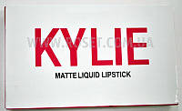 Набор жидких матовых помад - Kylie Matte Liquid Lipstick Valentine Collection (6 шт)