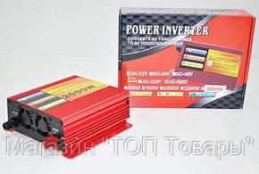 Преобразователь 1450 gm POWER INVERTER 2000-12 W!Акция, фото 2