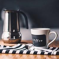 Как заваривать кофе в чашке