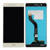 Дисплей для Huawei P9 Lite (VNS-L21)/G9 Lite + touchscreen, золотистый