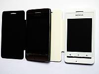 """Сенсорный телефон Nokia Z10 - 2Sim + 3,5""""- флип-чехол, фото 1"""