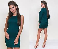 Н3009 Платье с пиджаком  42, 44, 46, фото 3