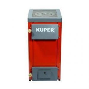 Kuper 15 кВт Lux с чугунной плитой