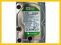 HDD 1.5TB SATA2 3.5 WD Green WD15EARS WCAZA1632720