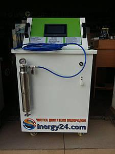 Чистка  двигателя водородом объемом 1500-2000см³