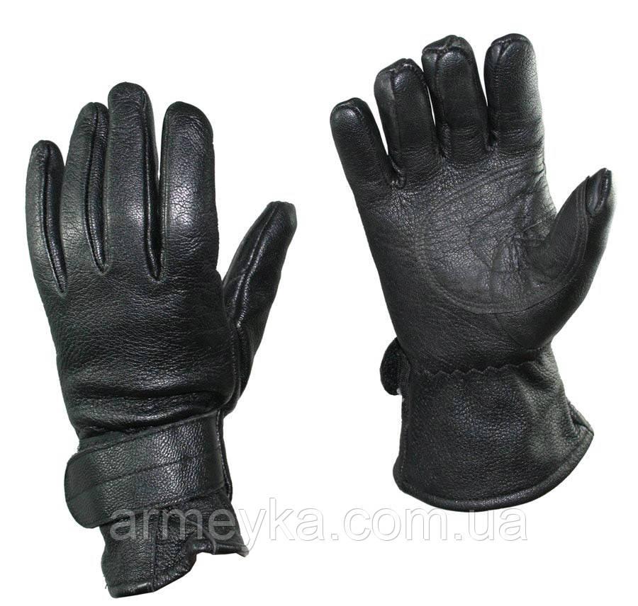 """УЦЕНКА! Кожаные перчатки с утеплителем. ВС Австрии, оригинал - """"ARMEYKA"""" - оптово- розничная база- военторг в Харькове"""