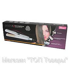 Rozia HR 725 Утюжок Выпрямитель для Волос,Утюжок для волос, фото 3