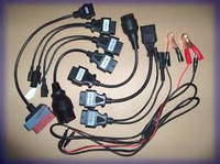 Комплект восемь кабелей Autocom CDP+ Сars