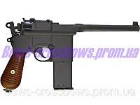 Страйкбольный пистолет Маузер С 96