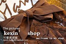 Детское платье с гипюровой юбкой, фото 3