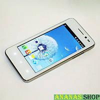 "DONOD KEEPON A4 - 4.0"" 2Sim Android WiFi TV Белый + Бампер"