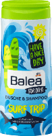 Шампунь & гель для душа Balea for Boys SURF TRIP