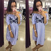Платье рубашка..