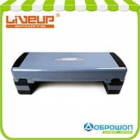 Степ-платформа регулируемая AEROBIC STEP LS3168D