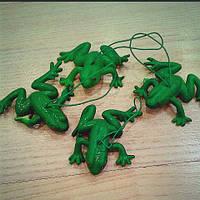 Лягушка зеленая- подвеска