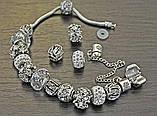 Женский браслет SHARM в стиле PANDORA - White, фото 3