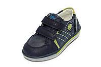 Туфли/Кроссовки для мальчиков. Blue/Green (21-26)
