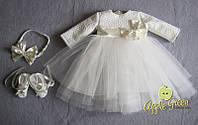 """Тепленькое нарядное платье """"Афродита"""", фото 1"""