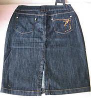 Юбки женские джинсовые