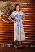 Платье с вышивкой (плаття вишиванка)