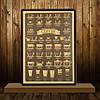 Декор: Ретро стиль - Кофе