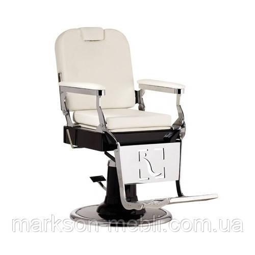 Мужское парикмахерское кресло SILVER