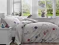 TAC Bienna blu   Семейный комплект постельного белья