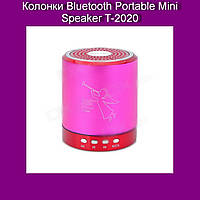 Колонки Bluetooth Portable Mini Speaker T-2020!Акция, фото 1