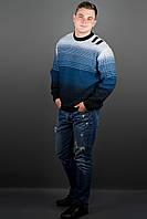 Мужской повседневный свитер
