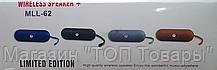 Портативная Беспроводная колонка SMALL PILL MLL-62 Bluetooth!Акция, фото 2