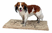 Коврик Trixie Dirt-Absorbing Mat грязепоглощающий, микрофибра, 100х70 см